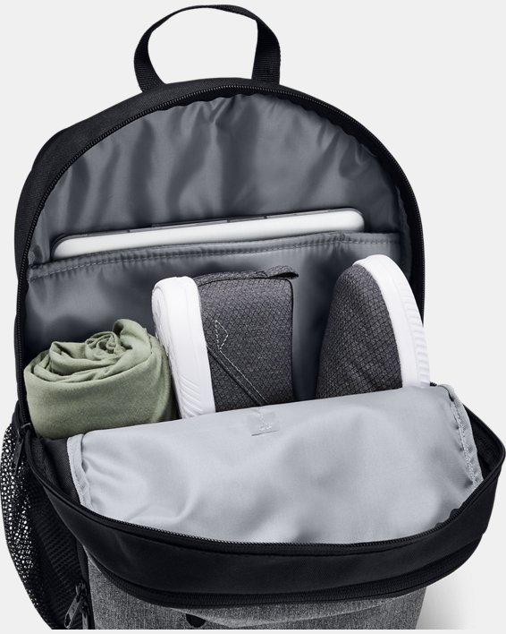 UA Roland Backpack, Gray, pdpMainDesktop image number 4
