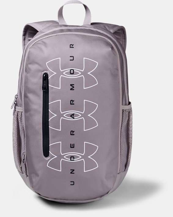 UA Roland Backpack, Purple, pdpMainDesktop image number 1