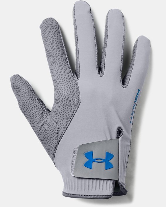 UA Storm Golf Gloves, Gray, pdpMainDesktop image number 0