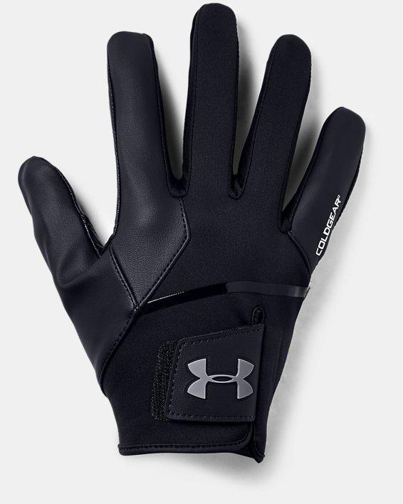 UA CGI Golf Glove, Black, pdpMainDesktop image number 0