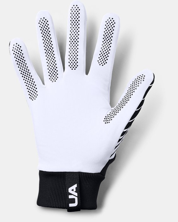 Men's UA Field Players 2.0 Glove, Black, pdpMainDesktop image number 1