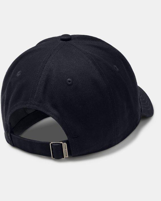 Women's UA Favorite Cap, Black, pdpMainDesktop image number 1