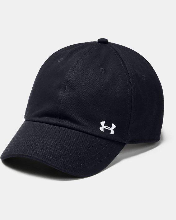 Women's UA Favorite Cap, Black, pdpMainDesktop image number 0