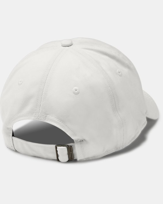 Women's UA Favorite Cap, White, pdpMainDesktop image number 1