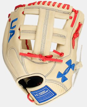 "New Arrival UA Genuine Pro 11.75"" Baseball Fielding Glove   1  Color Available $249.99"