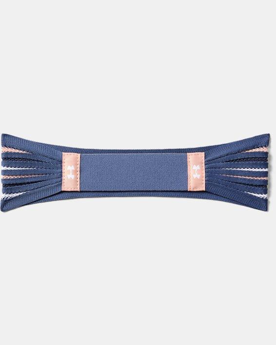 Girls' UA Color Reveal Headband, Blue, pdpMainDesktop image number 1