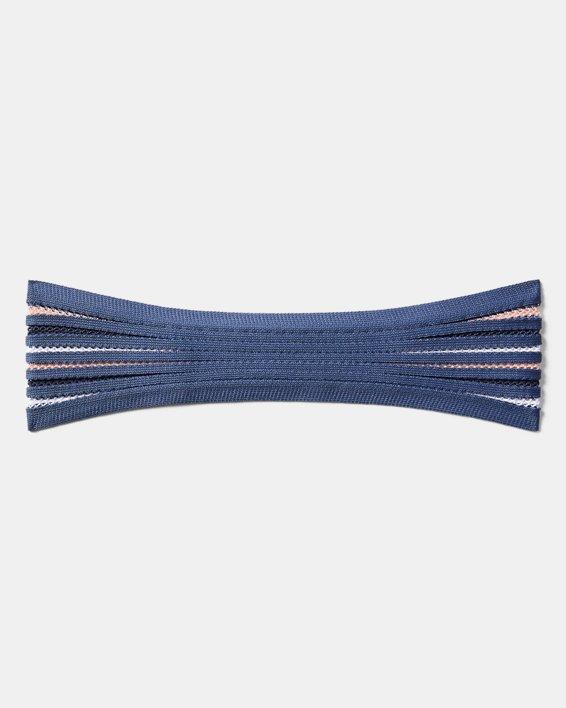 Girls' UA Color Reveal Headband, Blue, pdpMainDesktop image number 0
