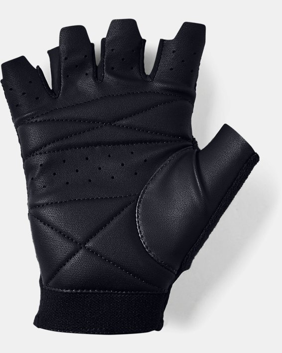 Men's UA Training Gloves, Black, pdpMainDesktop image number 1