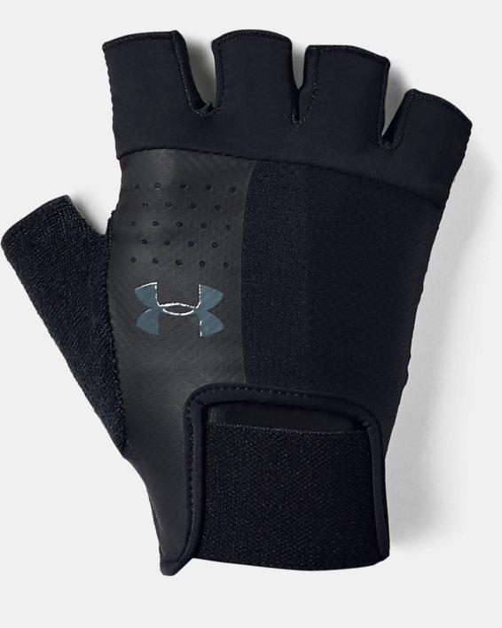 Men's UA Training Gloves, Black, pdpMainDesktop image number 0