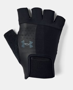 New Arrival Men's UA Training Gloves 1 Color Available $25