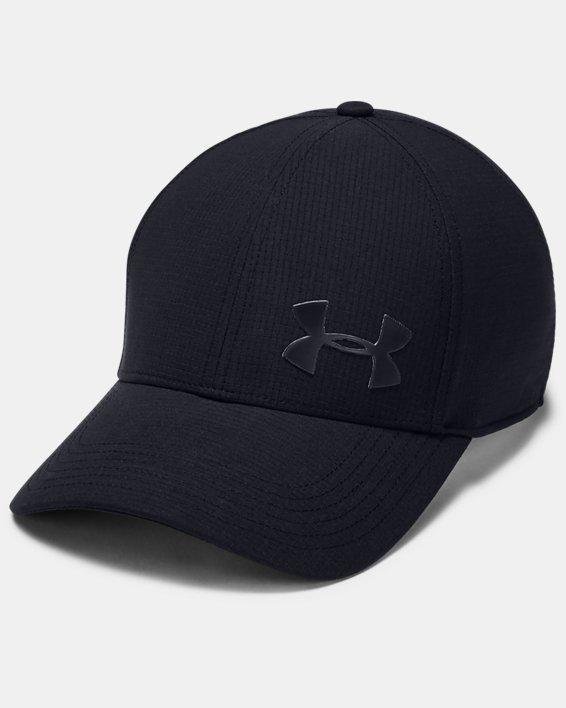 Men's UA ArmourVent™ Core 2.0 Cap, Black, pdpMainDesktop image number 0
