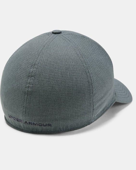 Men's UA ArmourVent™ Core 2.0 Cap, Gray, pdpMainDesktop image number 1