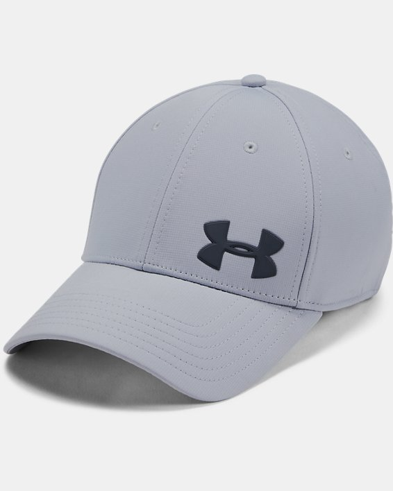 Men's UA Headline 3.0 Cap, Gray, pdpMainDesktop image number 0