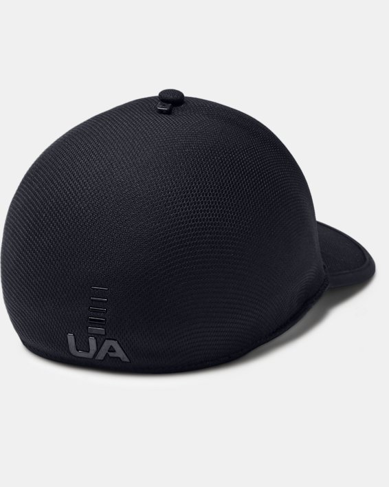 Men's UA SpeedForm® Blitzing Cap, Black, pdpMainDesktop image number 1