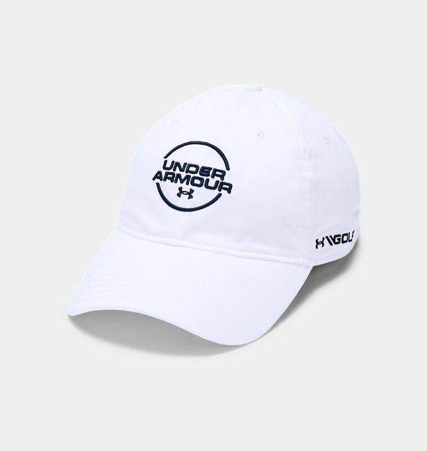 557786fb5bb Men s UA Jordan Spieth Washed Cotton Cap