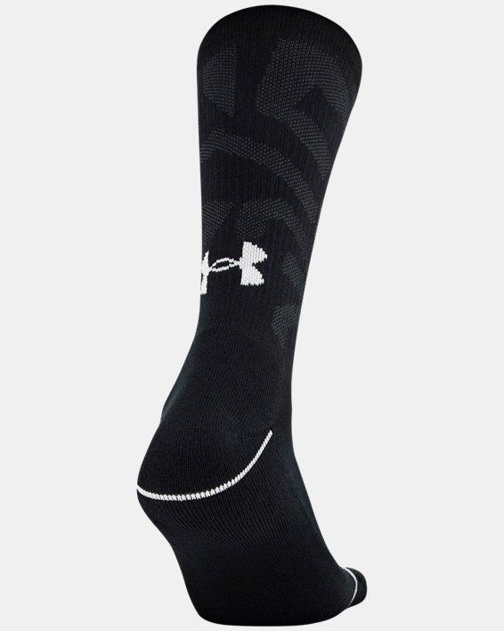 Men's UA Phenom Crew Novelty – 3-Pack Socks, Gray, pdpMainDesktop image number 4