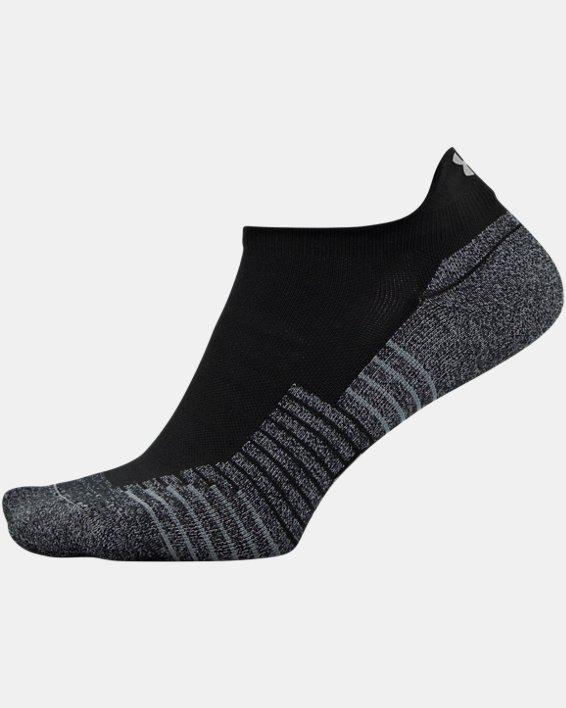 UA Run No Show Tab – 2-Pack Socks, White, pdpMainDesktop image number 5