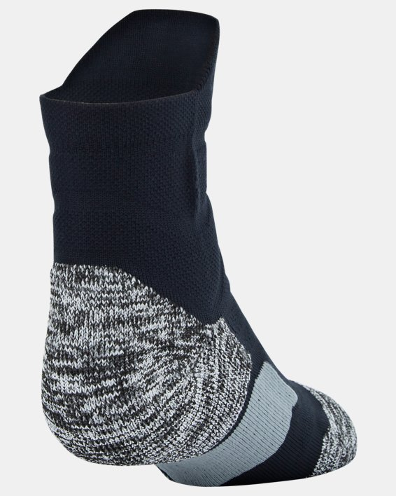 Men's UA Drive Quarter Socks, Black, pdpMainDesktop image number 1