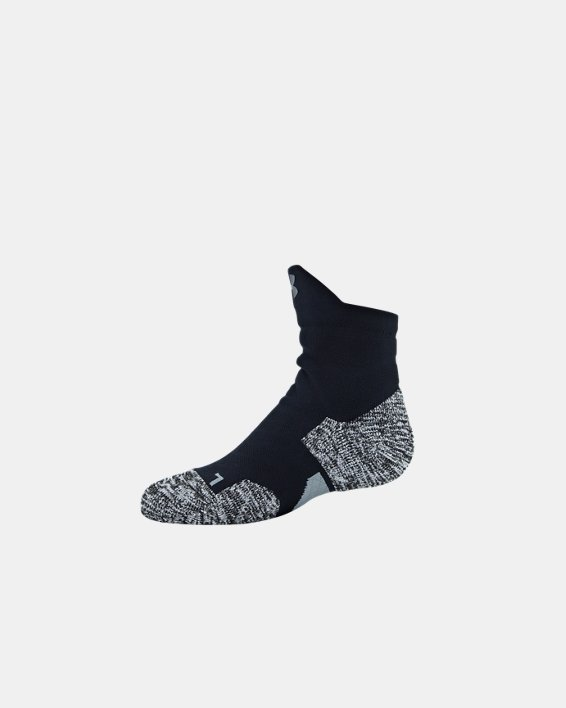 Men's UA Drive Quarter Socks, Black, pdpMainDesktop image number 2