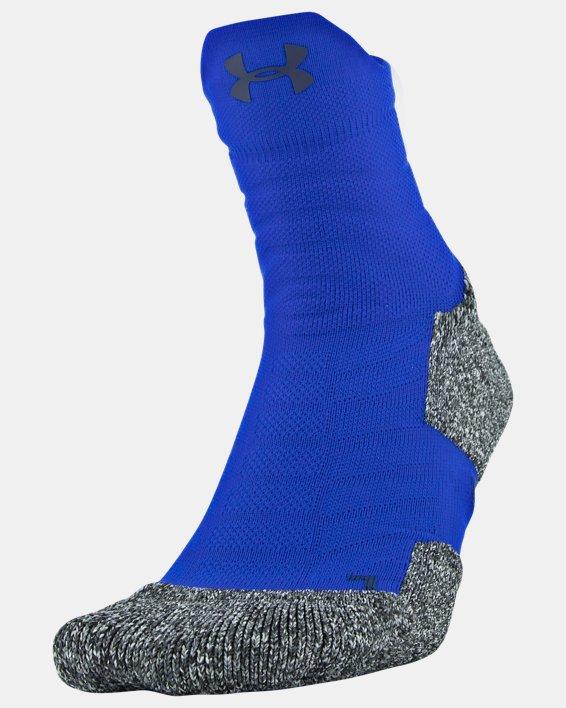 Men's UA Drive Quarter Socks, Blue, pdpMainDesktop image number 0