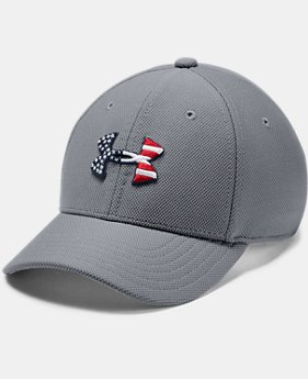 New Arrival Boys' UA Freedom Blitzing Cap  1  Color Available $20