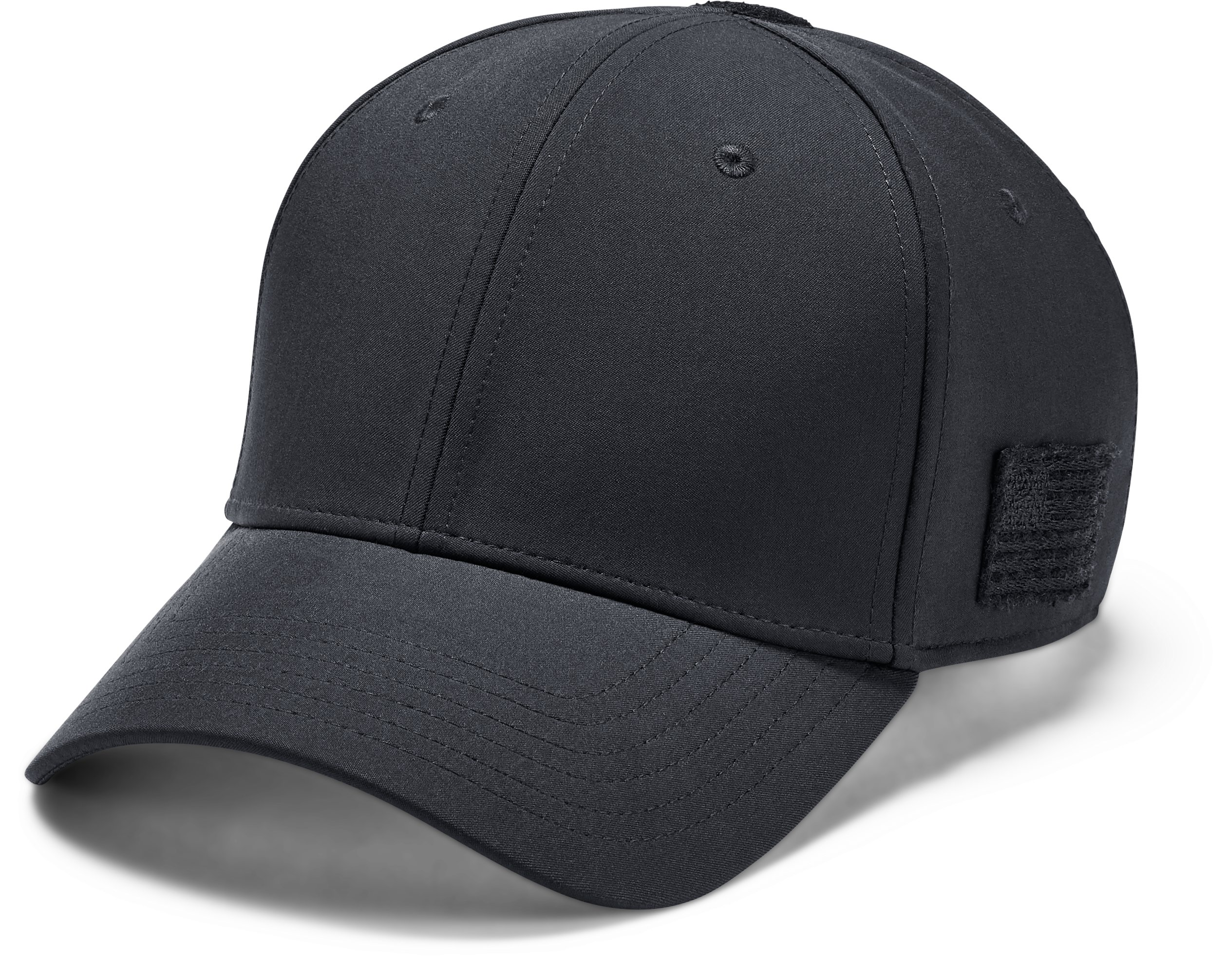 Men's UA Tactical Friend Or Foe 2.0 Cap, Dark Navy Blue , zoomed