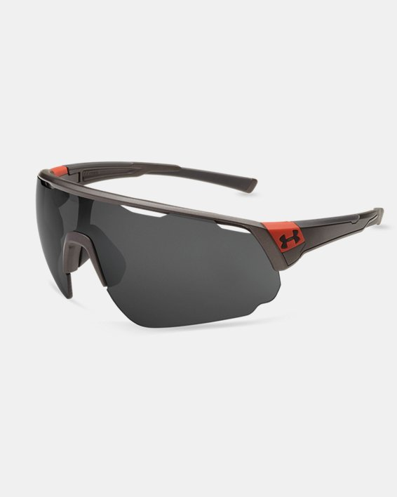 Adult UA Changeup Mirror Sunglasses, Gray, pdpMainDesktop image number 0