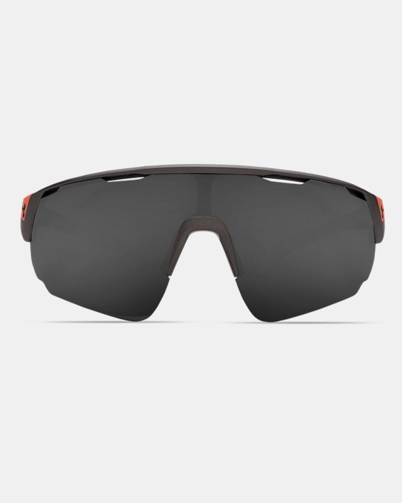 Adult UA Changeup Mirror Sunglasses, Gray, pdpMainDesktop image number 2