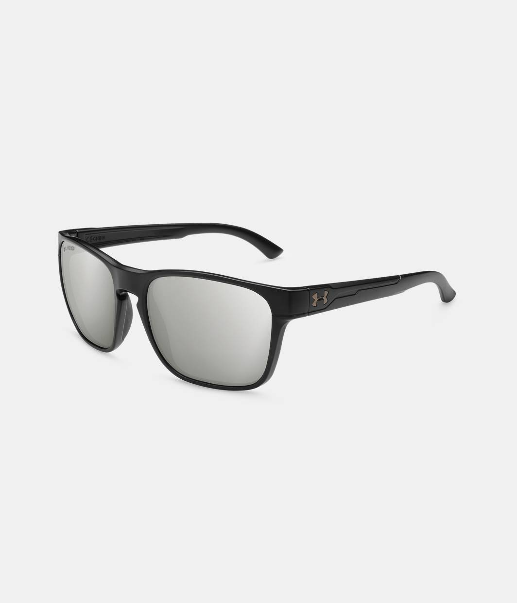 ee25bce3a21 UA Glimpse Polarized Mirror Sunglasses 1 Color Available  145. 1 Color  Available. Satin Black