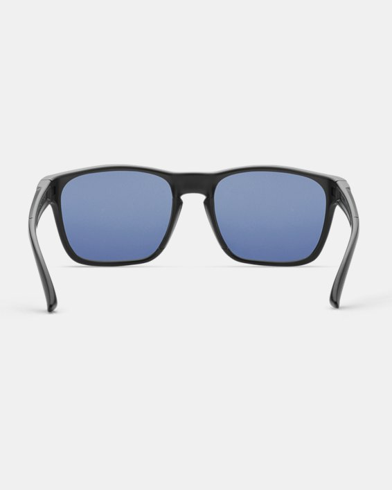 UA TUNED™ Recovery Glimpse Sunglasses, Black, pdpMainDesktop image number 1