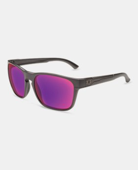 New Arrival Adult UA Glimpse Mirror Sunglasses  1 Color $100