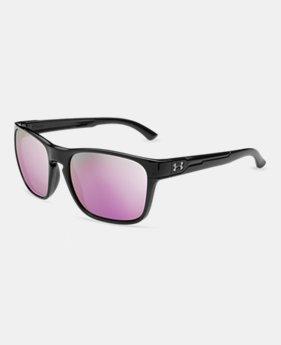 UA Glimpse – Lunettes de soleil miroir pour adulte, 1 couleur offerte – $120