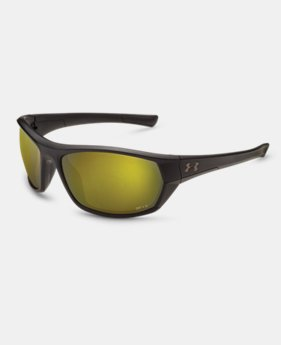 New Arrival Men's UA Powerbrake Tuned Polarized  Sunglasses  1 Color $134.99