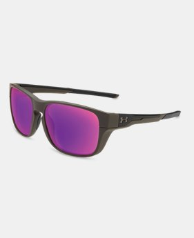 New Arrival UA Pulse Mirror Sunglasses  1 Color $115