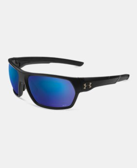 New Arrival Men's UA Shock Tuned Polarized Sunglasses  1 Color $170