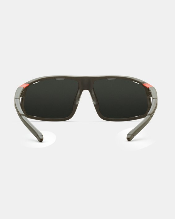 Men's UA Strive Mirror Sunglasses, Gray, pdpMainDesktop image number 1