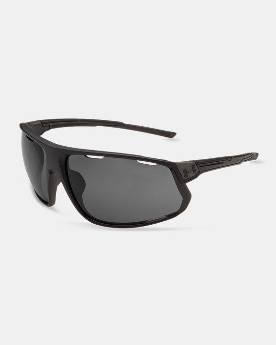 Men's UA Strive Sunglasses, Black, pdpMainDesktop image number 0