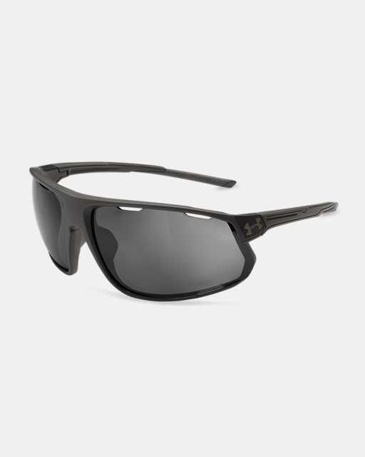Men's UA Strive Polarized Mirror Sunglasses