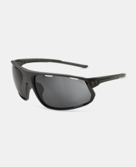 Men's UA Strive Polarized Mirror Sunglasses   1  Color Available $150