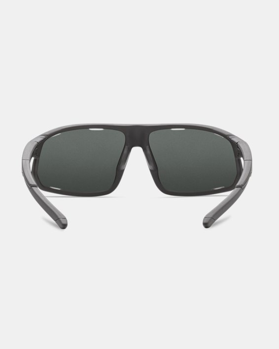 Men's UA Strive Polarized Mirror Sunglasses, Gray, pdpMainDesktop image number 1