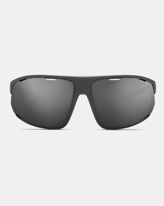 Men's UA Strive Polarized Mirror Sunglasses, Gray, pdpMainDesktop image number 2