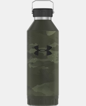 UA Peak 40 oz. Stainless Steel Water Bottle FREE U.S. SHIPPING 1  Color Available $50