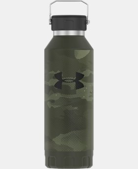 UA Peak 24 oz. Stainless Steel Water Bottle  1  Color Available $40