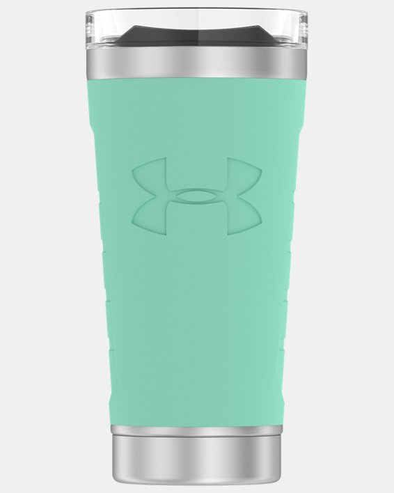 UA MVP 18 oz. Stainless Steel Tumbler, Green, pdpMainDesktop image number 0