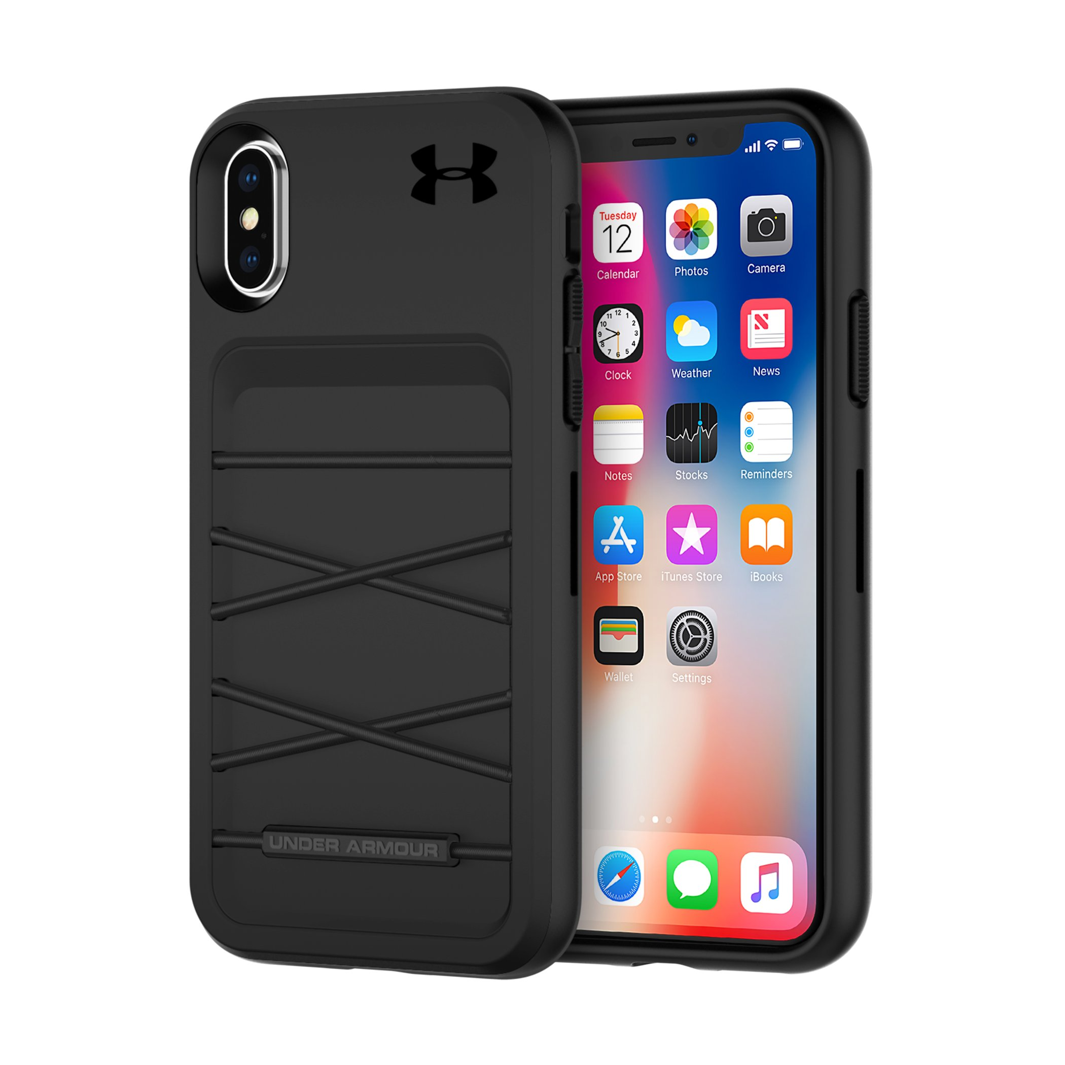 UA Protect Arsenal Case for iPhone X 2 Colors $39.99