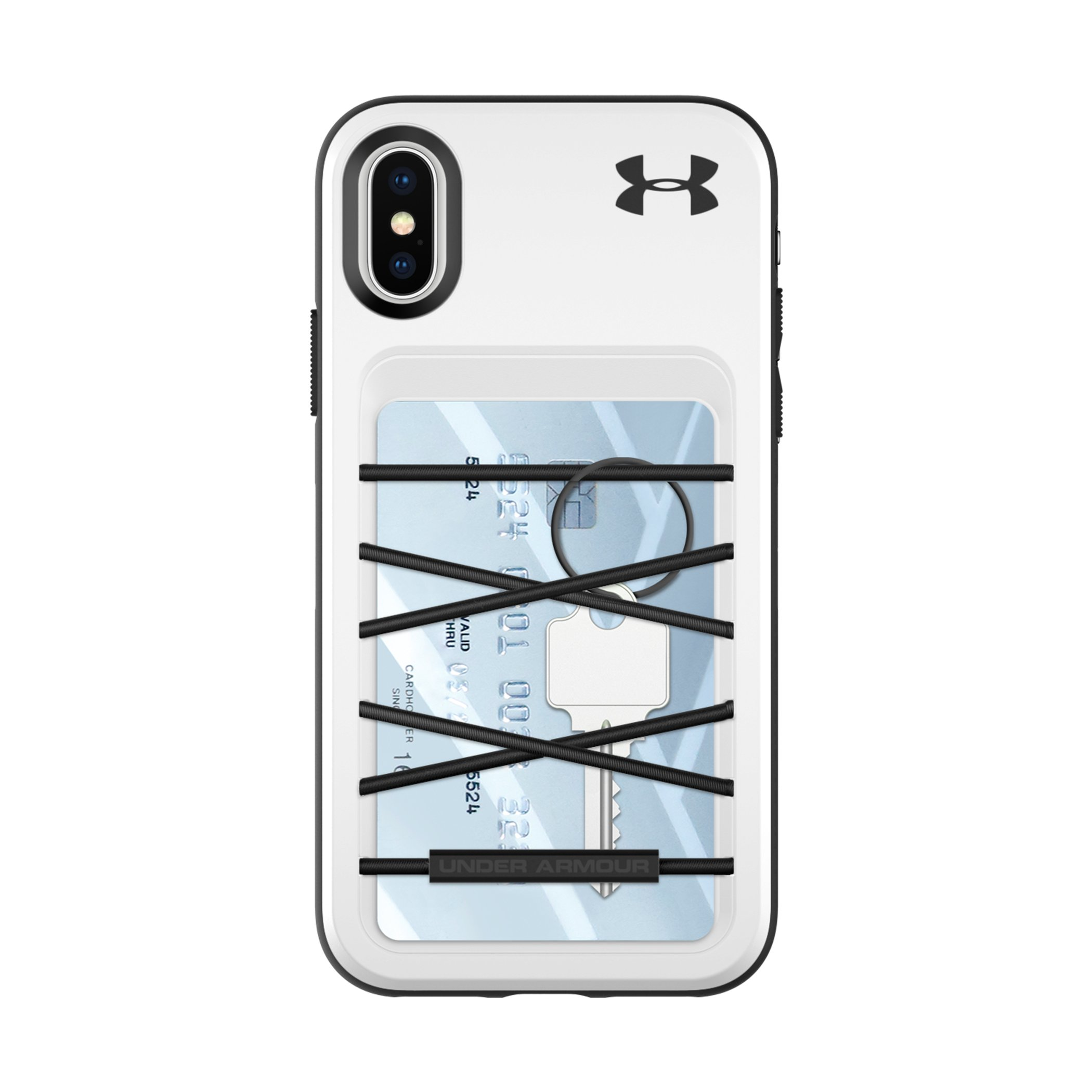 UA Protect Arsenal Case for iPhone X, White,