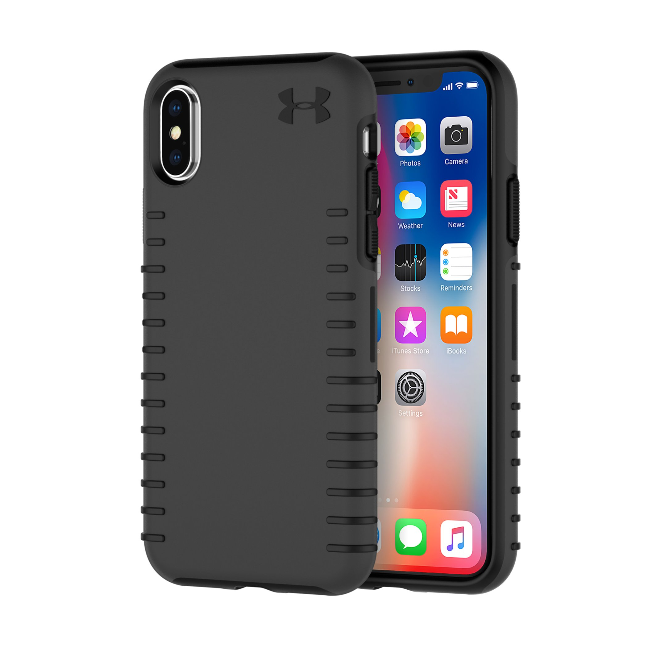 UA Protect Grip Case for iPhone X 3 Colors $39.99