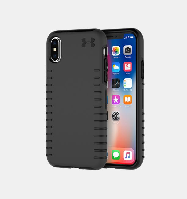 online store 79385 8537b UA Protect Grip Case for iPhone X