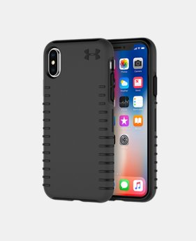 UA Protect Grip Case for iPhone X  3  Colors Available $39.99