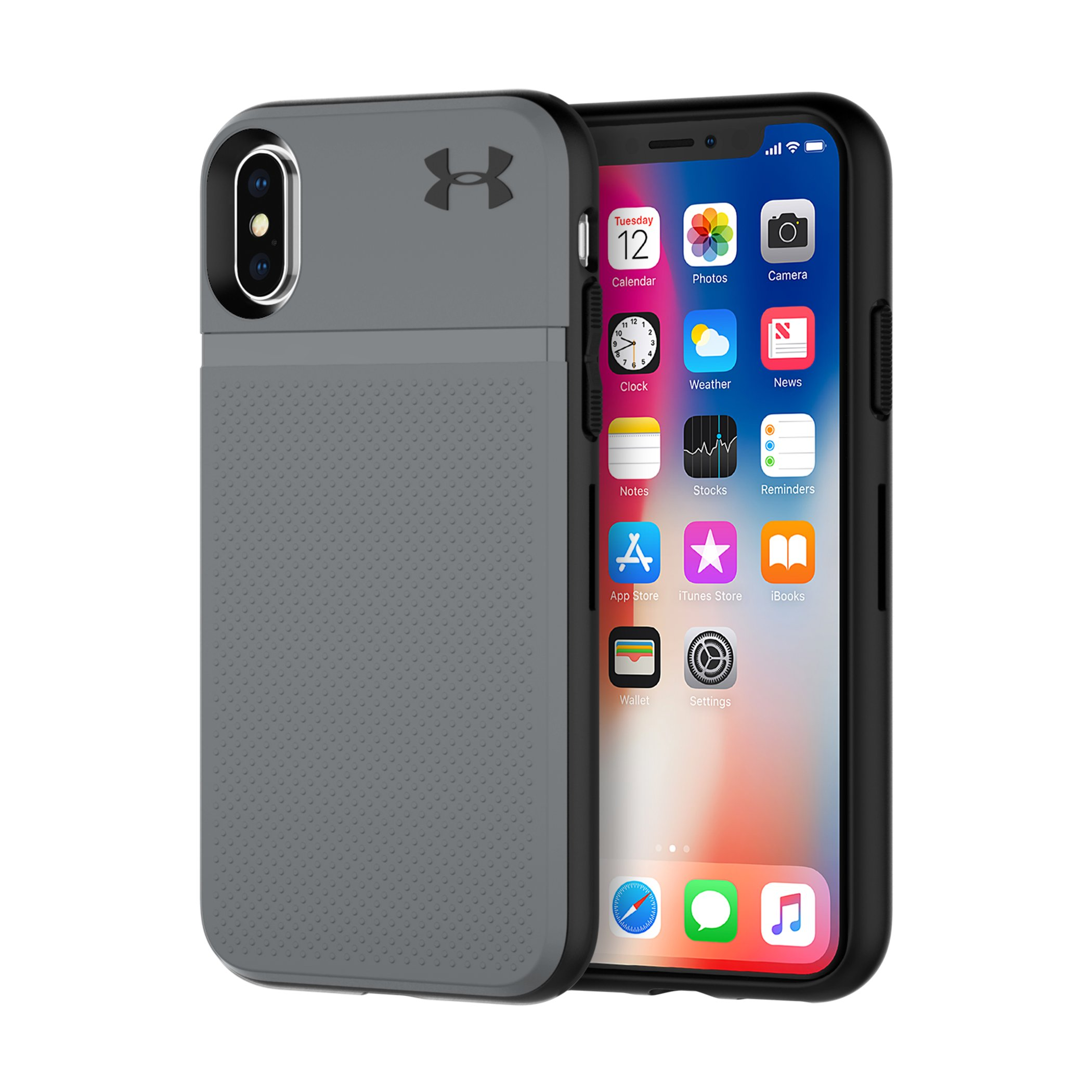 UA Protect Stash Case for iPhone X 3 Colors $44.99